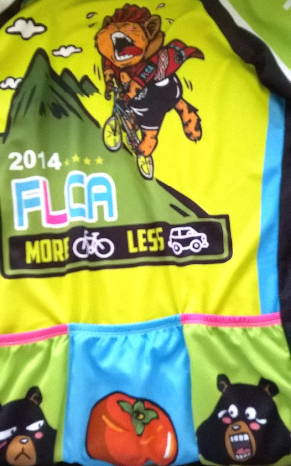 FLCA cycling top