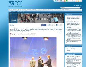 http://www.ecf.com/news/a-bicycle-factory-fit-for-a-king-further-investments-show-the-growing-confidence-of-the-european-bicycle-industry/