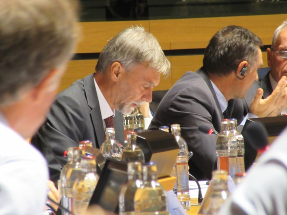 Italy M. Graziano DELRIO Minister for Infrastructures and Transport