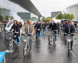 Luxembourg Ministers Ride 4