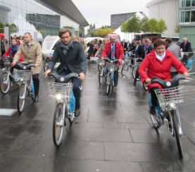 Luxembourg Ministers Ride 5