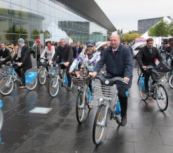 Luxembourg Ministers ride 6
