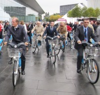 Luxembourg Ministers Ride 9