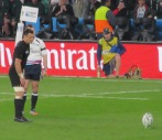 Rugby World Cup Final 14 Dan Carter