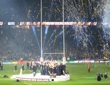 Rugby World Cup Final 23