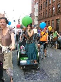 Velo-city parade 2010